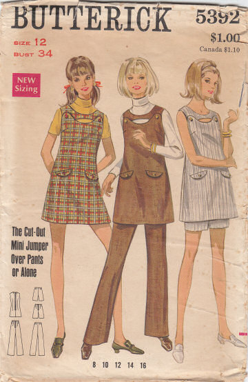 Butterick 5392 A image