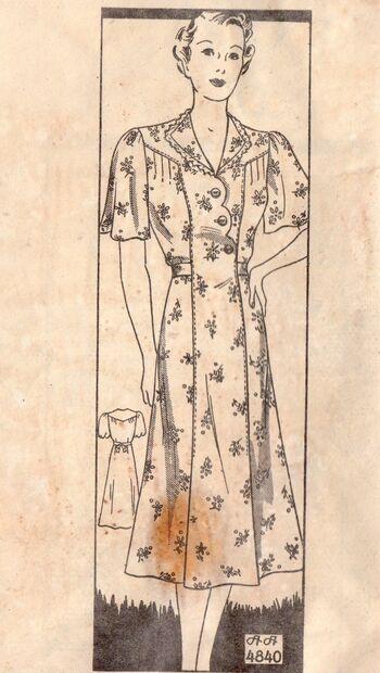 Anne Adams 4840