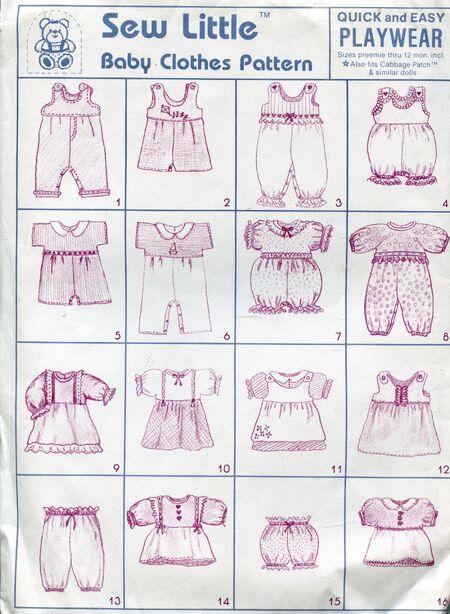 Sewlittleplaywear