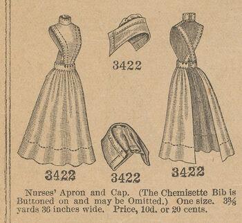 Butterick 3422 1900