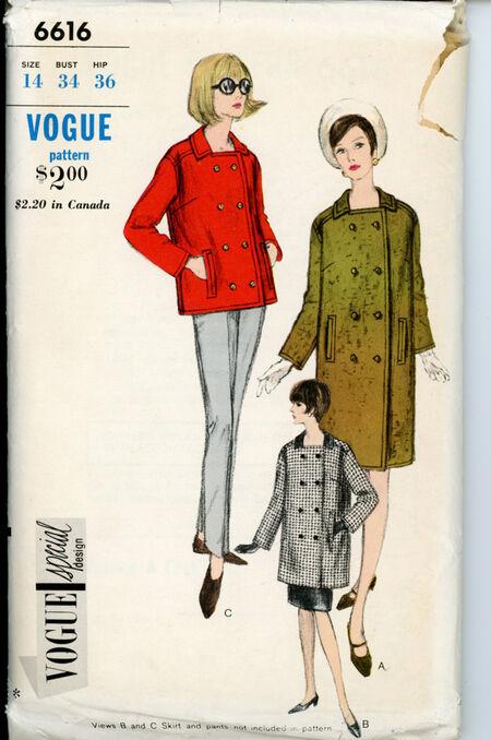 Vogue 6616547