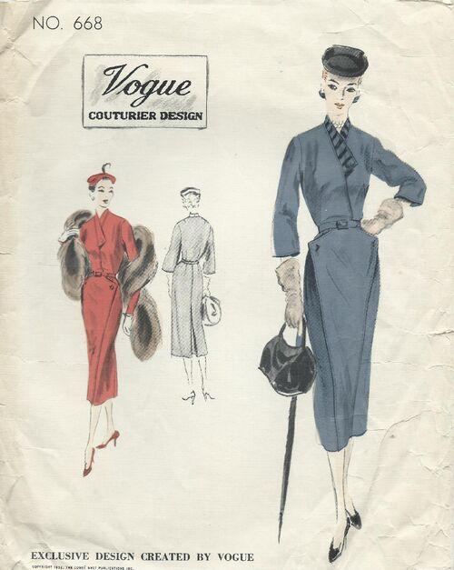 Vogue 668 a