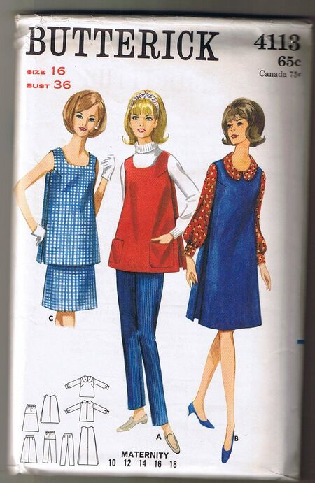 Butterick 4113 image