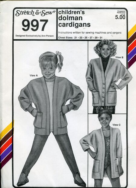 Stretch&sew997