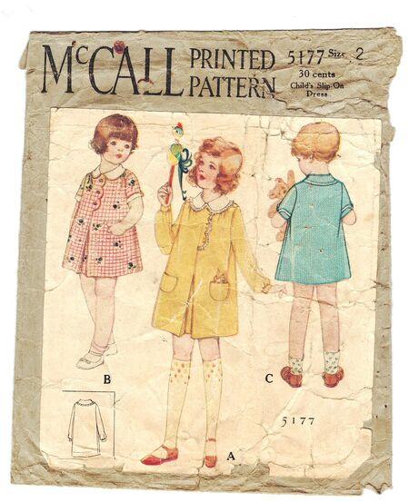McCall 5177 57