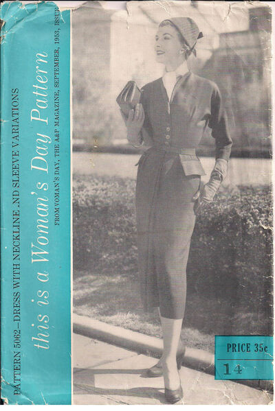 Woman-front