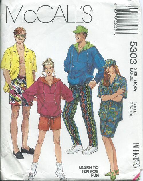 Mccall's 5303