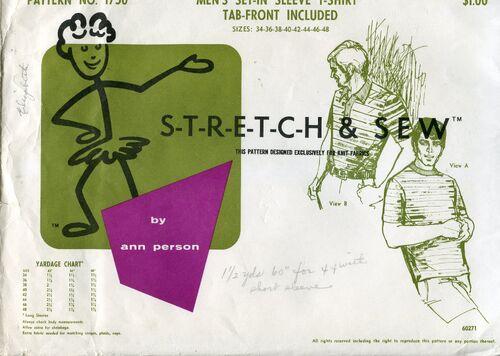 Stretch&sew1750