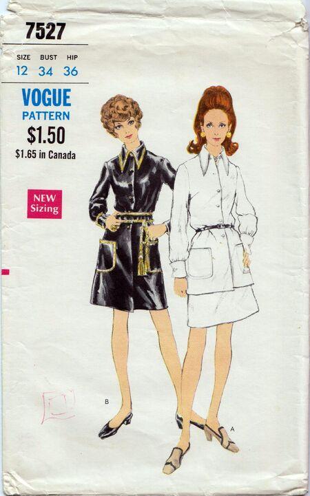 Vogue 7527