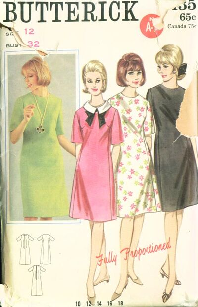 Butterick 3435 image