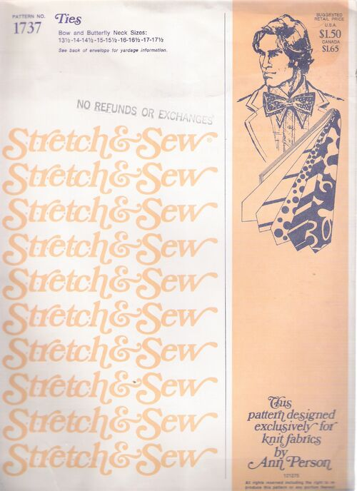Stretch & Sew 1737 image