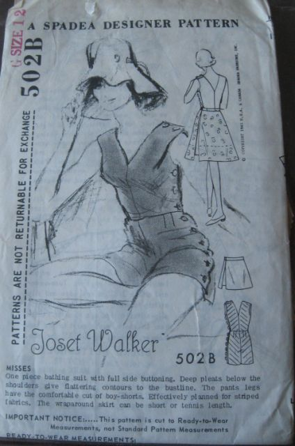Joset walker swimsuit