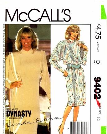 McCalls 1985 9402
