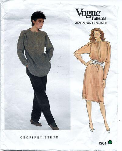 Vogue 2981-0