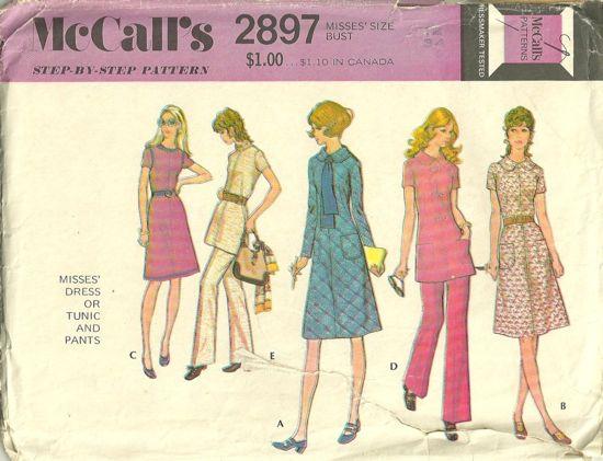McCalls 2897