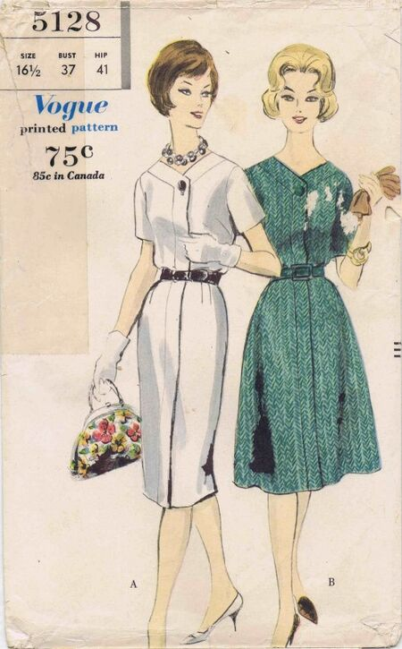 Vogue 1960 5128