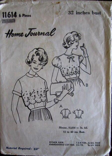 Home Journal 11614