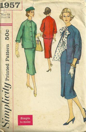 Simplicity 1957