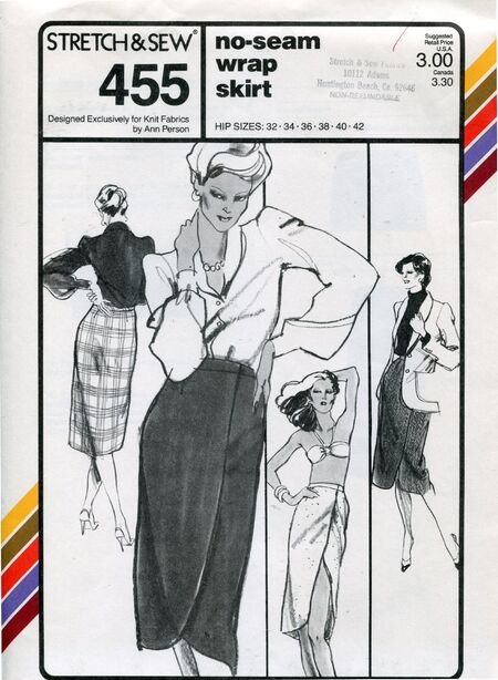 Stretch&sew455skirts