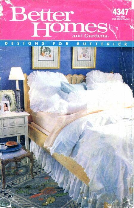 Butterick 1989 4347