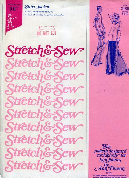 Stretch&sew1017