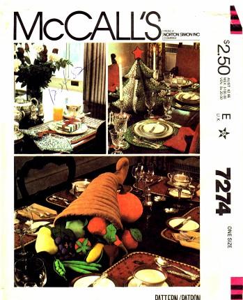 McCall's 1980 7274