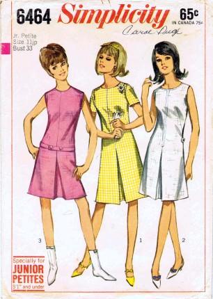 Simplicity 1966 6464