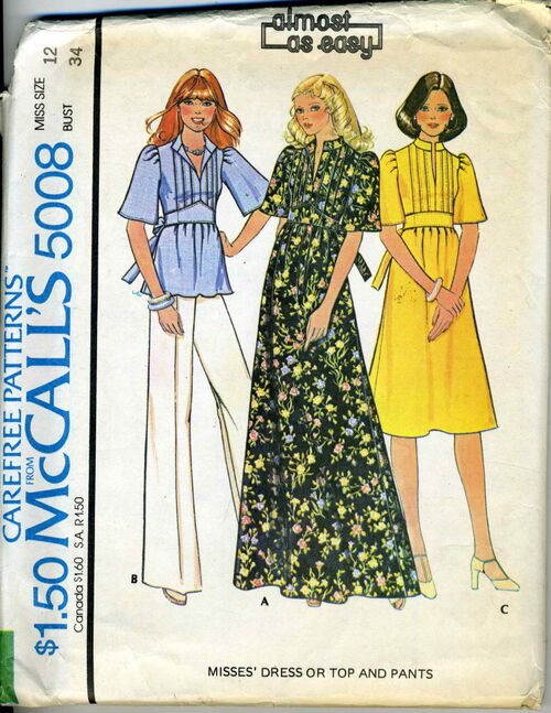 McCalls 5008003