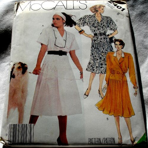 McCalls 2401 -001