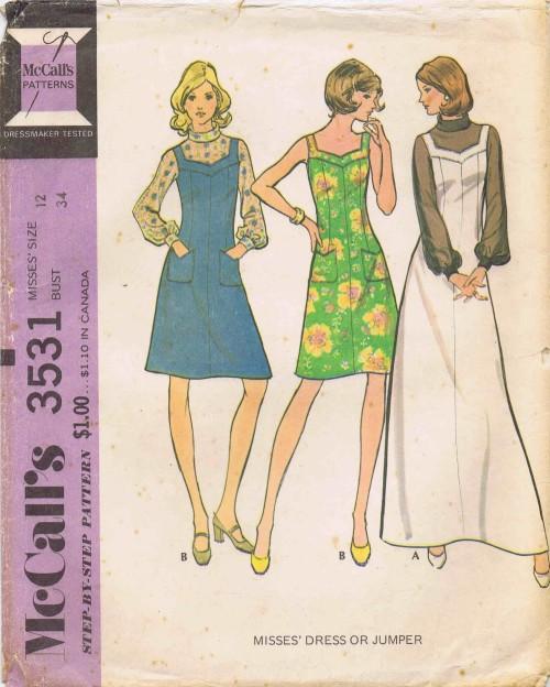 McCalls 1973 3531