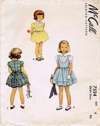 McCall 1948 7524