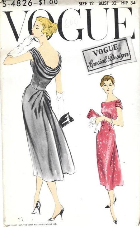 Vogue S-4826