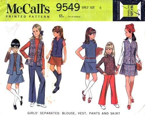 McCall's 9549