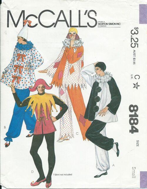 Mccall's 8184