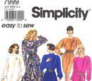 Simplicity 7999 C