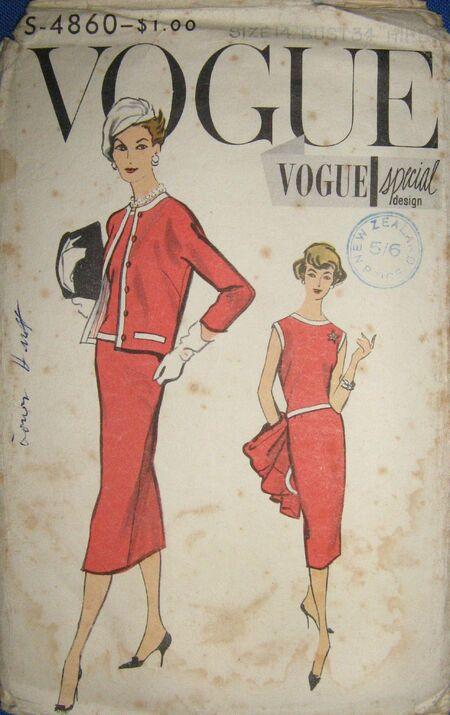 Vogue S-4860