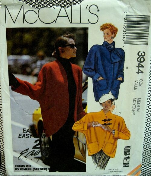 McCalls 3944