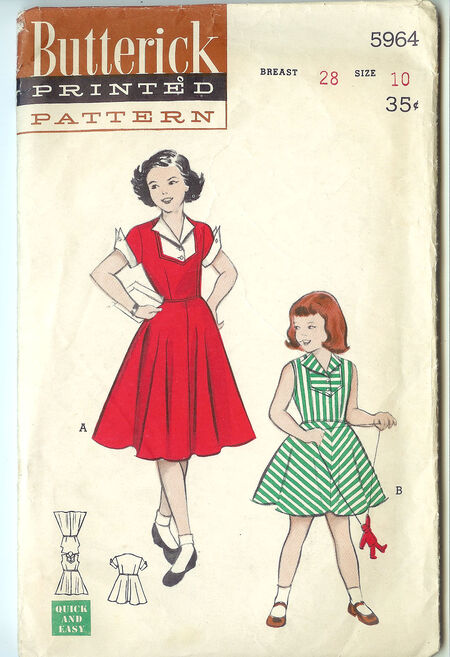Butterick5964 front