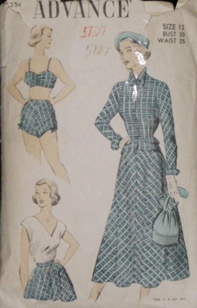 Advance5127- 1940s