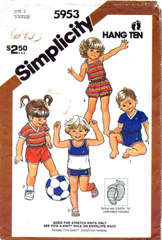 Simplicity 1983 5953