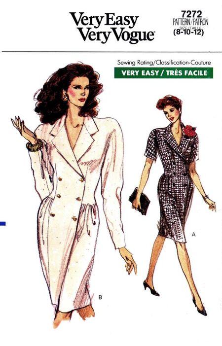 Vogue 1988 7272