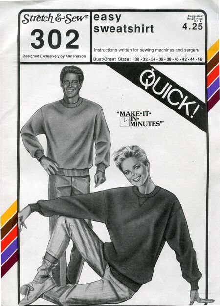 Stretch&sew302sweatshirt