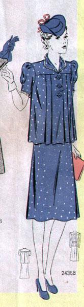 DuBarry 2436B 1939