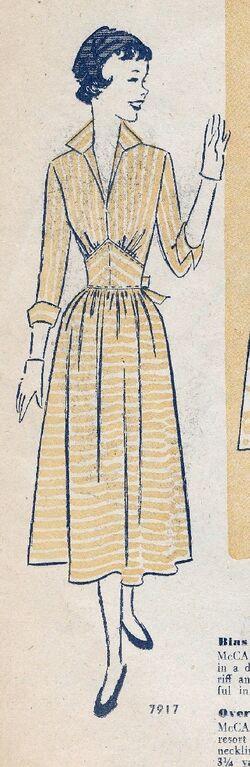 Mccall 7917 1950