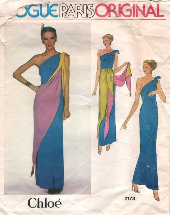 Vogue 2173 pattern chloe dress 10