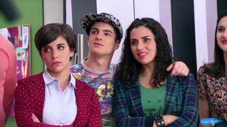 """Violetta 3 English - Más que dos (""""More than two"""") Ep. 75"""