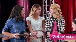 "Violetta 3 English Girls sing ""We grew together"" Ep"