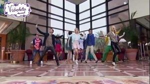 Violetta 3 English Guys sing All around the world (En gira) Ep