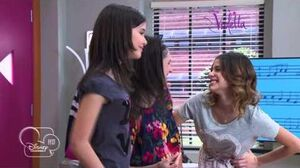 "Violetta saison 2 - ""En mi mundo"" (épisode 32, version italienne) - Exclusivité Disney Channel"