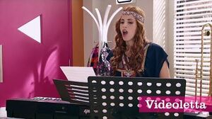 "Violetta 3 English Cami sings ""Next to me"" (""A mi lado"") Ep"